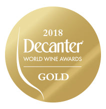 DWWA 2018 Gold GENERIC - Printed in rolls of 1000 stickers