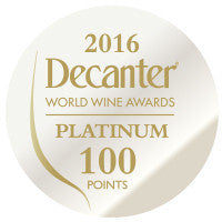 DWWA 2016 Platinum 100 Points - Roll of 1000
