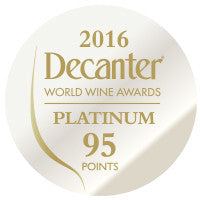 DWWA 2016 Platinum 95 Points - Roll of 1000