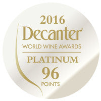 DWWA 2016 Platinum 96 Points - Roll of 1000