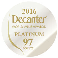 DWWA 2016 Platinum 97 Points - Roll of 1000