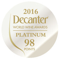 DWWA 2016 Platinum 98 Points - Roll of 1000