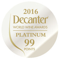 DWWA 2016 Platinum 99 Points - Roll of 1000