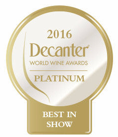 DWWA 2016 Platinum Best in Show GENERIC NO POINTS - Roll of 1000