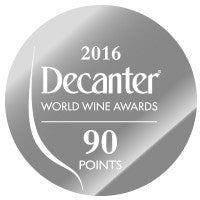 DWWA 2016 Silver 90 Points - Roll of 1000