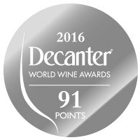 DWWA 2016 Silver 91 Points - Roll of 1000