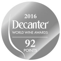 DWWA 2016 Silver 92 Points - Roll of 1000