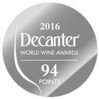 DWWA 2016 Silver 94 Points - Roll of 1000