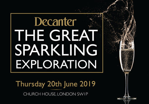 Decanter's Great Sparkling Exploration - 20 June, London