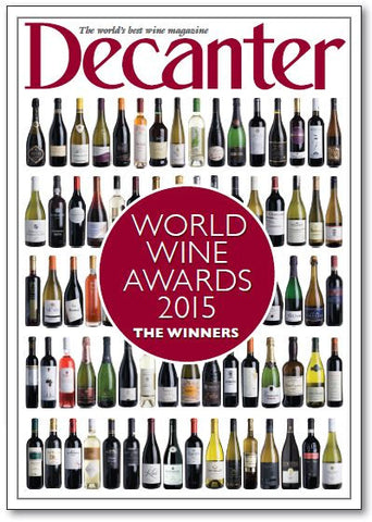DWWA 2015 Awards Issue