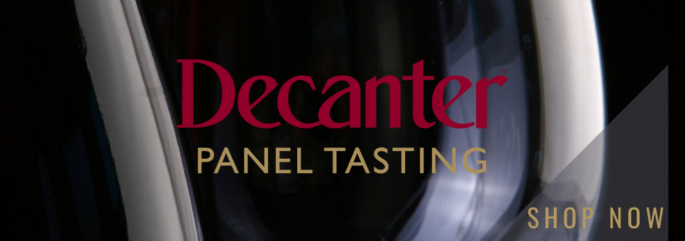 Decanter Panel Tasting Stickers