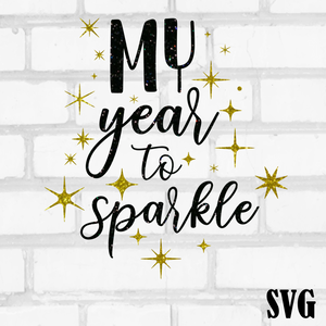 MY YEAR TO SPARKLE