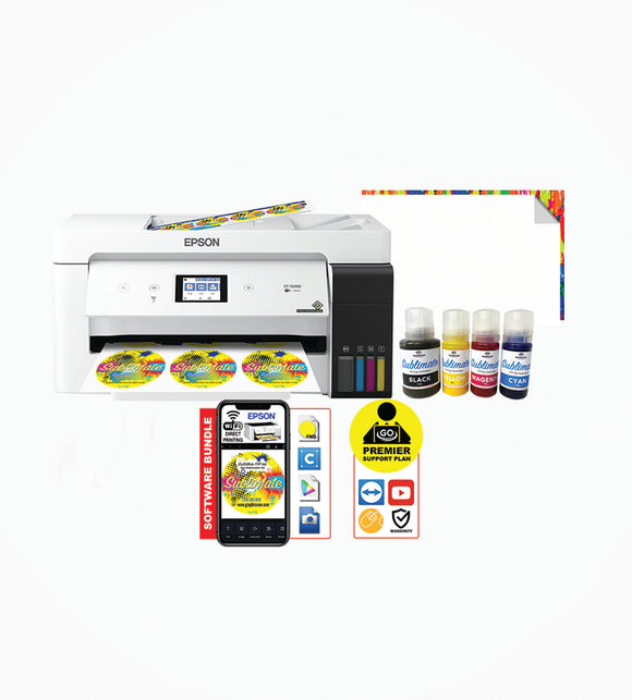 ET-15000 13X19 Sublimation Kit