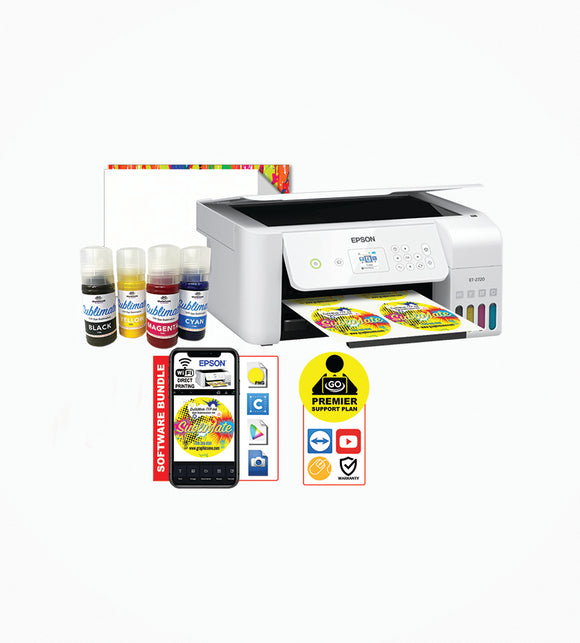 ET-2720 8.5x11 Sublimation Kit
