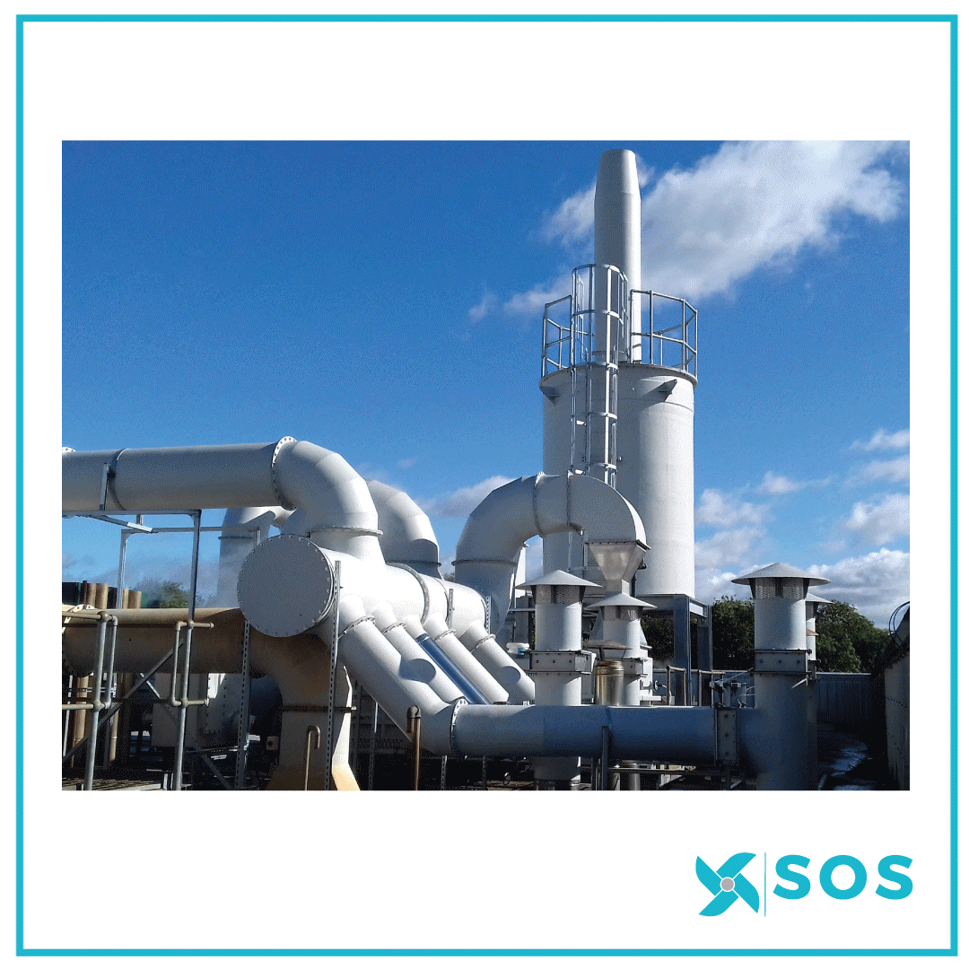 SOS Envirotec – Odour Control & Air Pollution