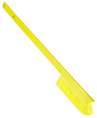 Vikan Ultra-Slim Cleaning Brush with Long Handle, 600mm Medium