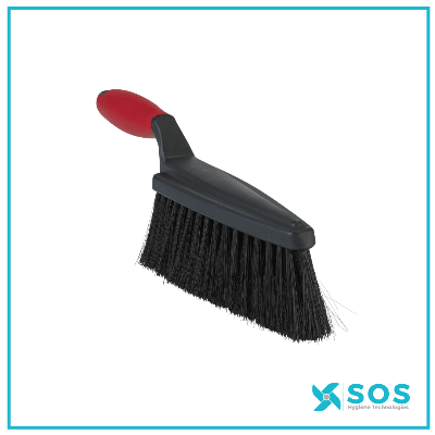 VIKAN Snow Brush, 335mm, Hard, Black