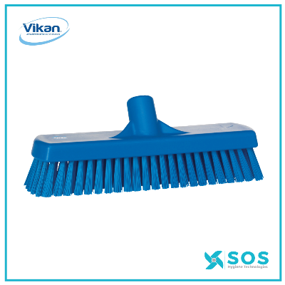 Vikan Wall-/Floor Washing Brush, 305mm, Hard