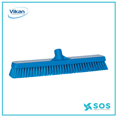 Vikan Wall-/Floor Washing Brush, 470mm, Hard
