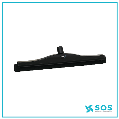 VIKAN Floor Squeegee, 400mm, Black