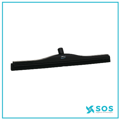 VIKAN Floor Squeegee, 600mm, Black