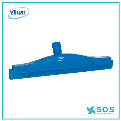 Vikan Hygienic Revolving Neck Squeegee w/replacement cassette, 405mm