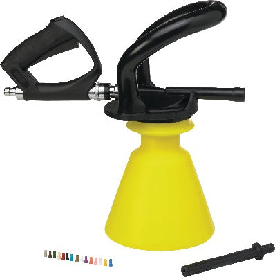 "Ergo foam sprayer, incl. jet spray, 1/2""(Q), 2.5 Litre"