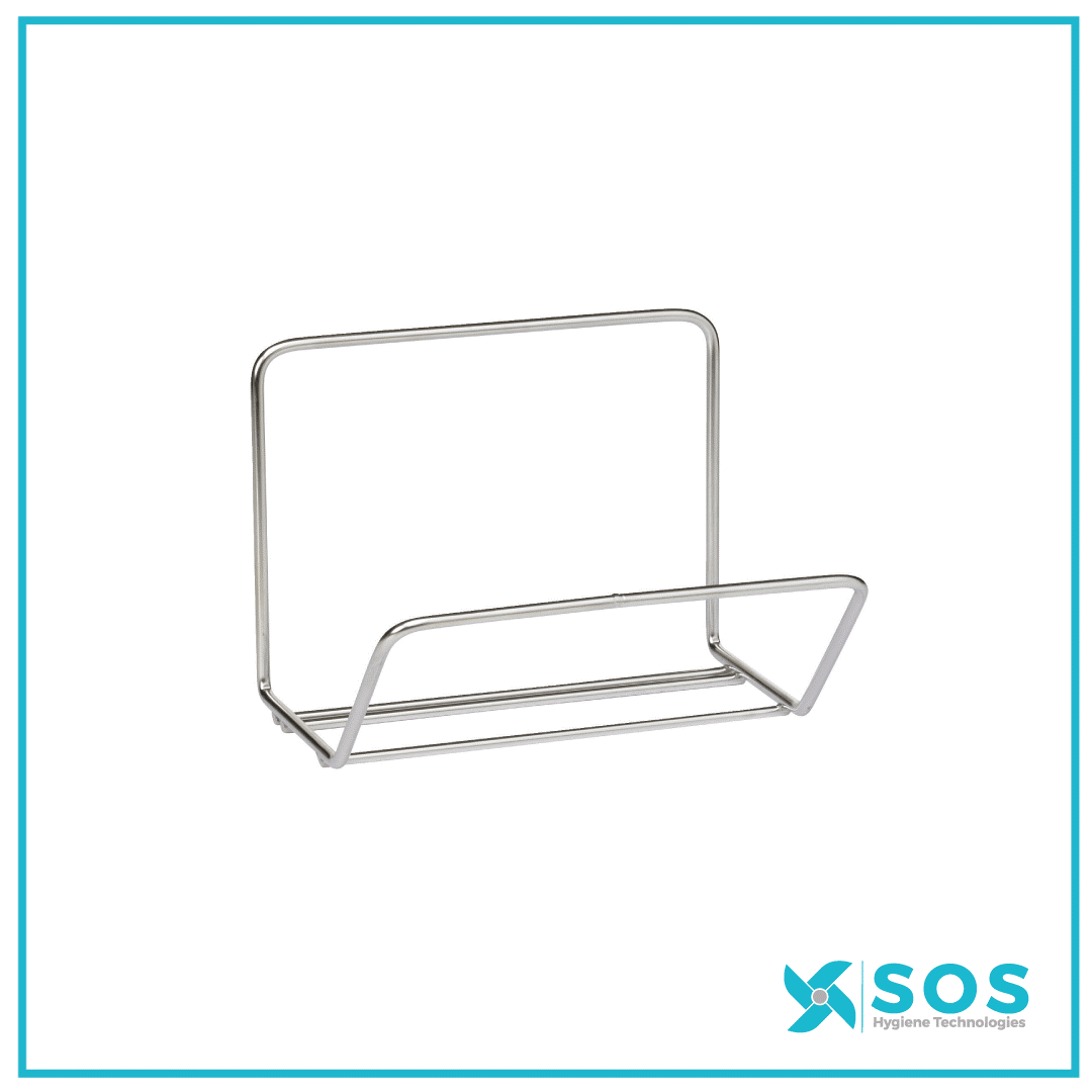 Vikan Stainless steel wire rack, 200 x 135 mm