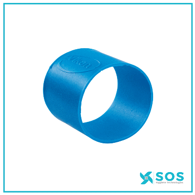 Vikan Colour Coding Rubber Band x 5, Ø40 mm