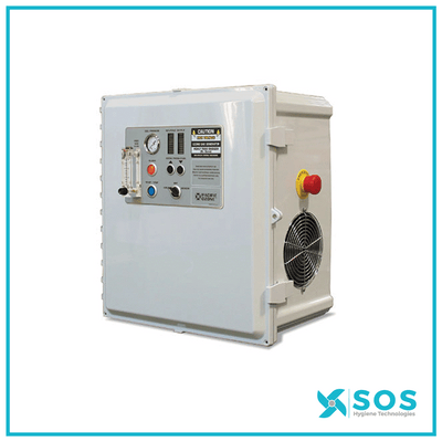 INDUSTRIAL OZONE GENERATORS 18g/h to 60g/h OUTPUT (G3 Series)