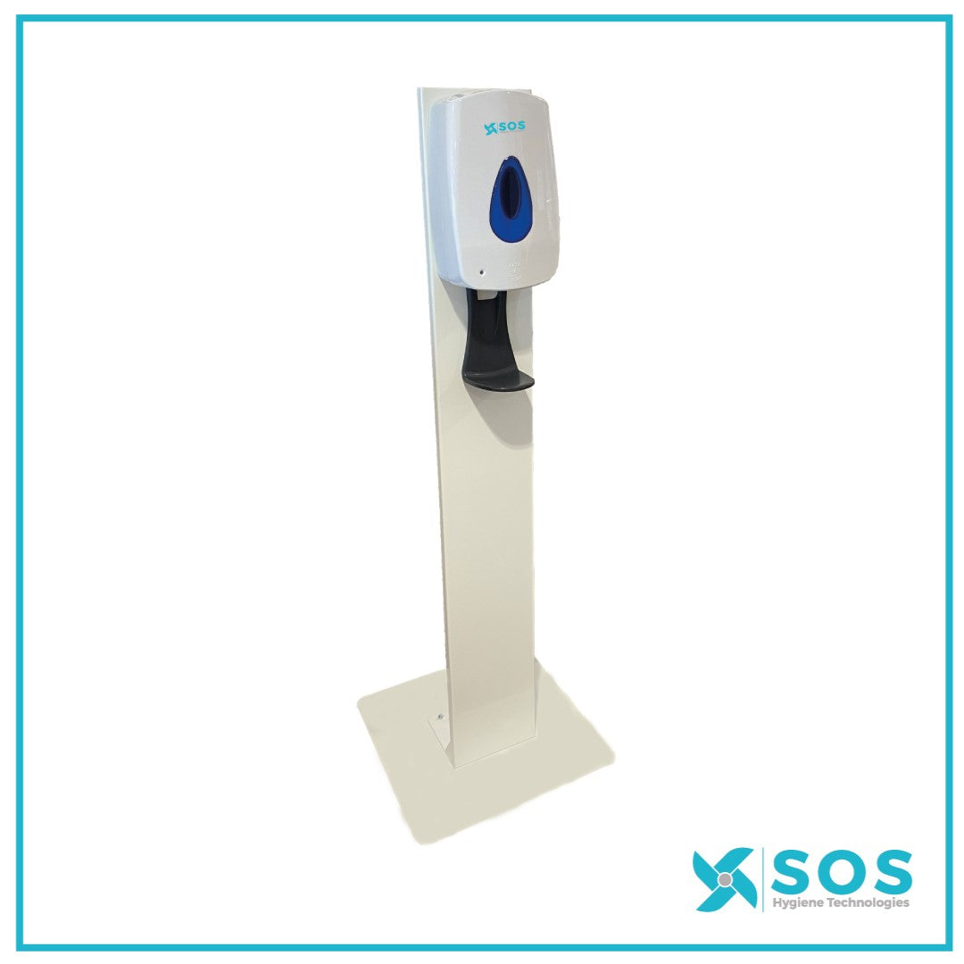 SOS Automatic Hand Dispenser Stand
