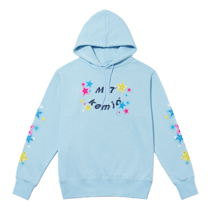 SMILE SWEAT SET blue