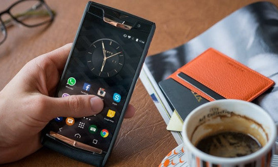 Why Vertu Boutique Is A Great Alternate For Luxury Mobile Phones?