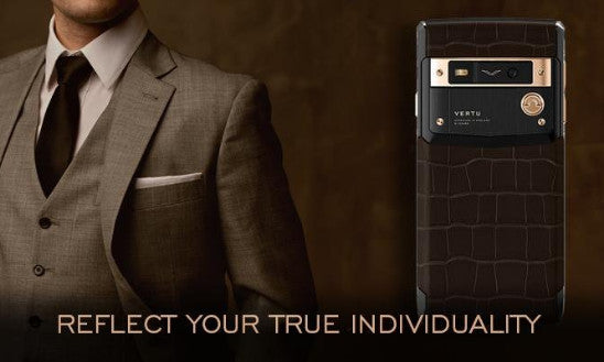 Brief History on the luxury Vertu Mobile