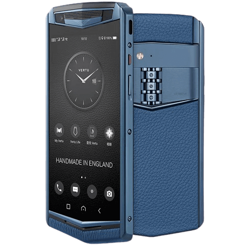 vertu aster p starry midnight blue