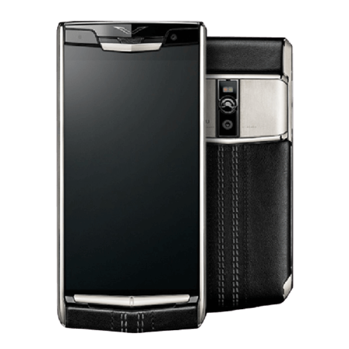 vertu signature touch jet calf black