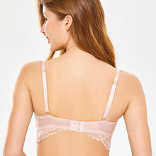Load image into Gallery viewer, Lace Clip & Pump Nursing Bra