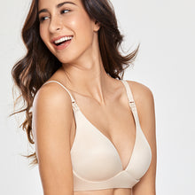 Load image into Gallery viewer, Plush Plunge Wirefree Nursing Bra