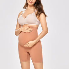 Load image into Gallery viewer, Maternity High Waist Support Shorts