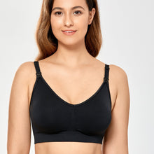 Load image into Gallery viewer, Seamless Wirefree Nursing Bra