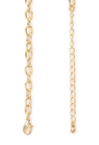 0d38e6eacfaaa9 Forever 21 Full Bloom Layered Necklace – Vicious Fashion