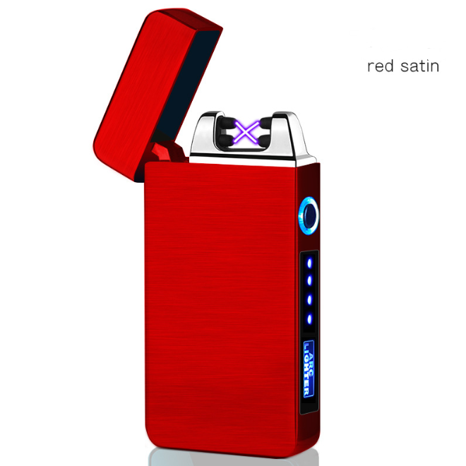 Double  charging lighter