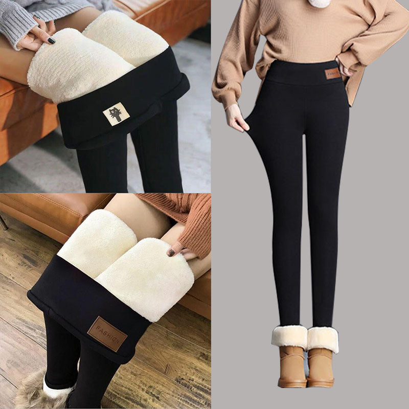 💥EARLY CHRISTMAS 50% OFF💥 WINTER THICKENED CASHMERE WARM WOMEN LEGGINGS PANTS