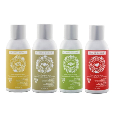 3oz Home Fragrance Spray Sampler