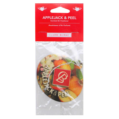 NEW APPLEJACK & PEEL AUTO FRESHENERS