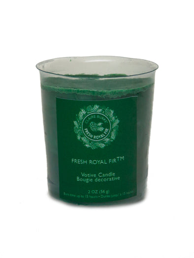 Fresh Royal Fir Votive Candle