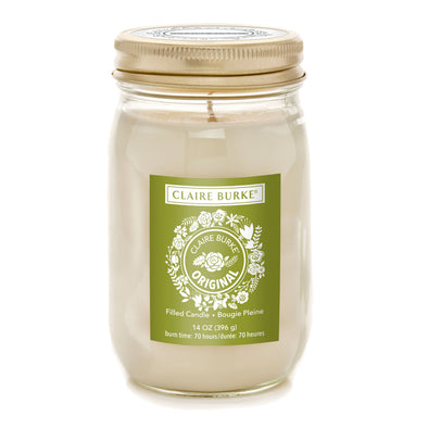 Original 14oz Glass Filled Candle