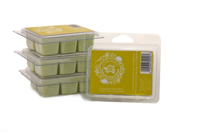 Sparkling Citron Verbena Wax Melts 4-Pack Bundle