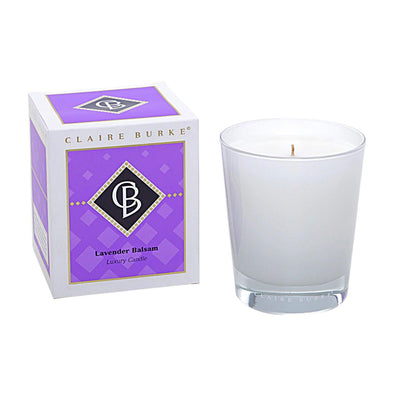 Diamond Collection Lavender Balsam Luxury Candle