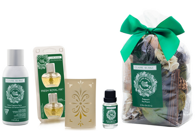 Fresh Royal Fir Holiday Gift Set
